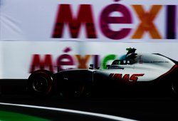 Romain Grosjean y Esteban Gutiérrez caen al unísono en la Q1