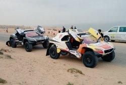 Harry Hunt se pierde el Dakar 2017