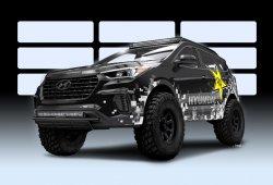 Hyundai desvela sus brutales preparaciones para el SEMA 2016