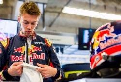 """Kvyat: """"Parecía que no iba a seguir en Toro Rosso"""""""