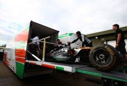 La rotura de Hamilton deja sin nuevo motor a los clientes de Mercedes