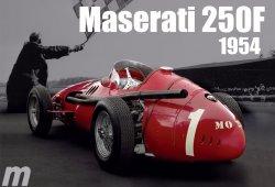 Las máquinas campeonas de la F1: Maserati 250F