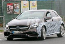 ¿Prepara Mercedes-AMG un A 45 más radical?