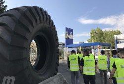 Recorremos 50 años de Michelin en Vitoria