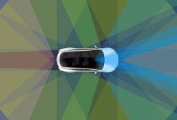 Todos los nuevos Tesla serán autónomos