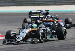 ​Oportunidad perdida para Force India