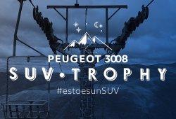 Vuelve el Peugeot SUV Trophy con el 3008 como protagonista