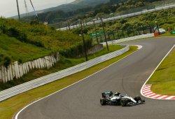 Rosberg se lleva la pole por ¡13 milésimas! sobre Hamilton