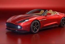 Tienes hasta el lunes para reservar tu Aston Martin Vanquish Zagato Volante ¿Sabes cuál es su precio?