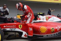 Räikkönen y Button, sancionados