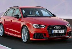 Recreación: Audi RS3 Sportback 2017, un compacto de 400 CV