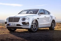 El futuro Bentley Bentayga Coupe solo depende de la aprobación de VAG