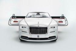 Rolls-Royce Dawn Inspired by Fashion: los diseñadores de moda toman el mando