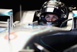Rosberg y Hamilton se marcan de cerca en Austin