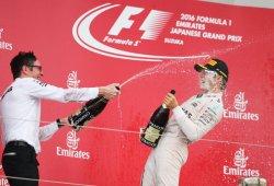 "Rosberg: ""¡Qué fin de semana tan increíble!"""