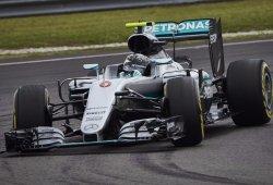 Rosberg repite al frente de los segundos libres