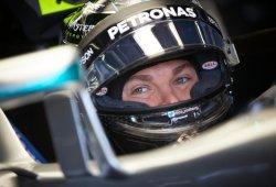 Rosberg repite en los terceros libres