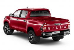 El Toyota Hilux 2016 recibe nuevos accesorios opcionales