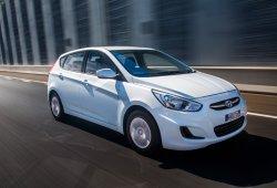 Australia - Septiembre 2016: Tres modelos de Hyundai en el Top 10