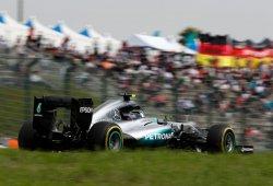 Mercedes gana el campeonato y Rosberg acaricia el suyo