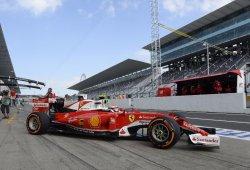 """Räikkönen: """"No tuve buenas sensaciones, me sorprendió el tiempo"""""""