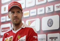 """Vettel tras ser el más rápido: """"Necesitamos ser realistas"""""""