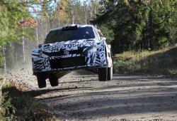 Volkswagen prueba el Polo R WRC 2017 en Finlandia