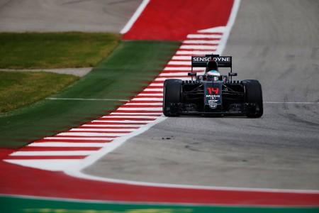 """Alonso: """"Estamos contentos con la carrera de hoy"""""""