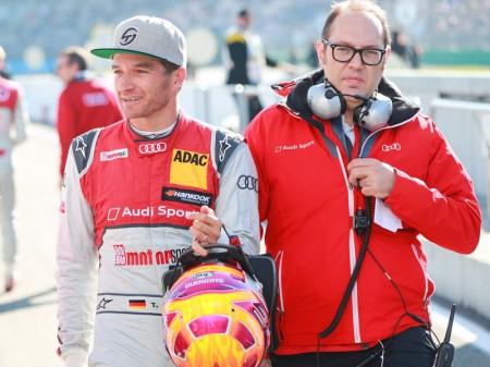 Timo Scheider puede seguir con Audi lejos del DTM