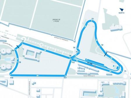 La primera comparación de la Fórmula E será en Marrakech