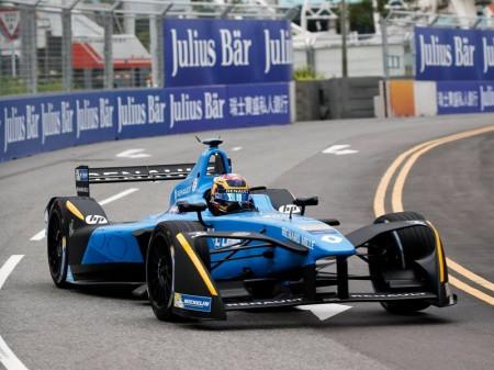 Sébastien Buemi gana el ePrix de Hong Kong en boxes