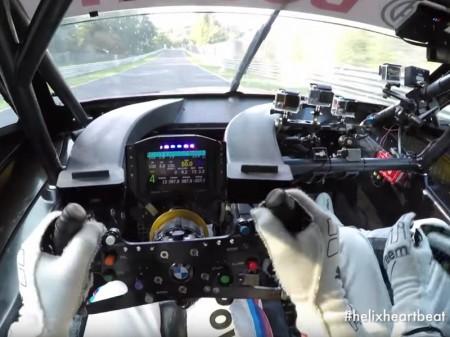 Augusto Farfus, un BMW M4 DTM y el 'Infierno Verde'
