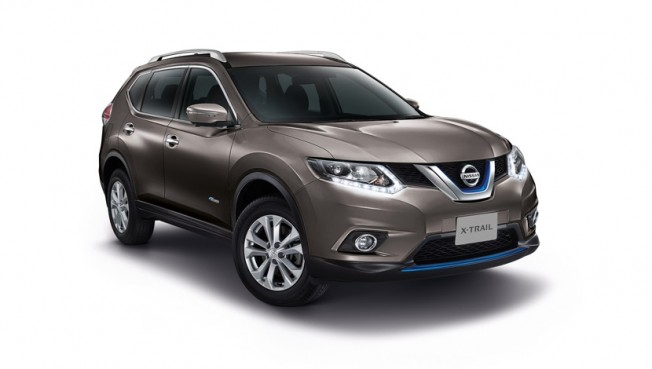 el nissan x trail estrenar nuevo di sel de 190 cv en 2017. Black Bedroom Furniture Sets. Home Design Ideas