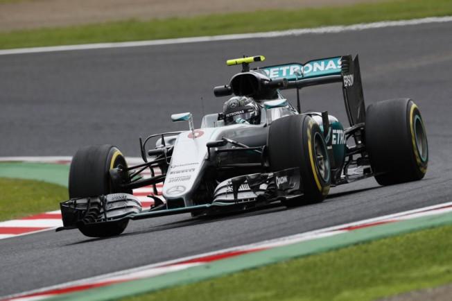 Gp Jap N Rosberg Y Hamilton Se Citan En La Salida De