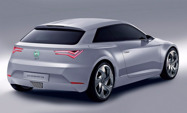 Electric Seater Concept Car