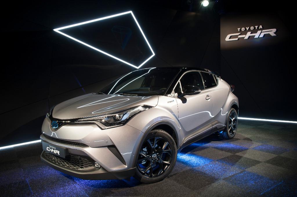 Toyota C-HR Launch Edition: agotadas ya las 200 unidades