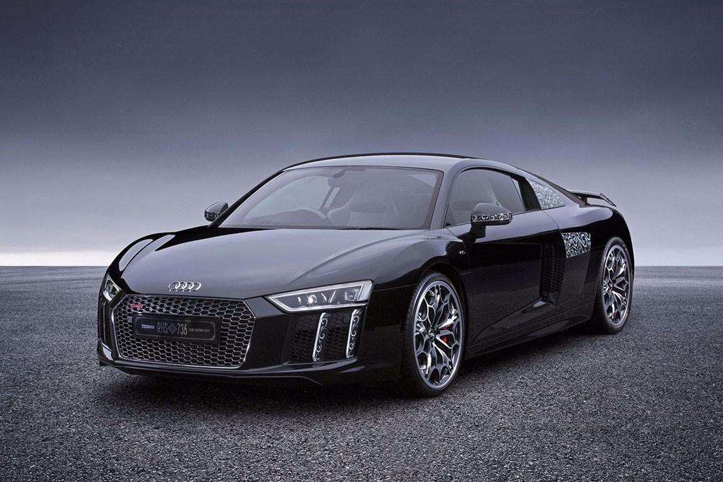 Audi R8 Star of Lucis: un perfecto homenaje a Final Fantasy XV