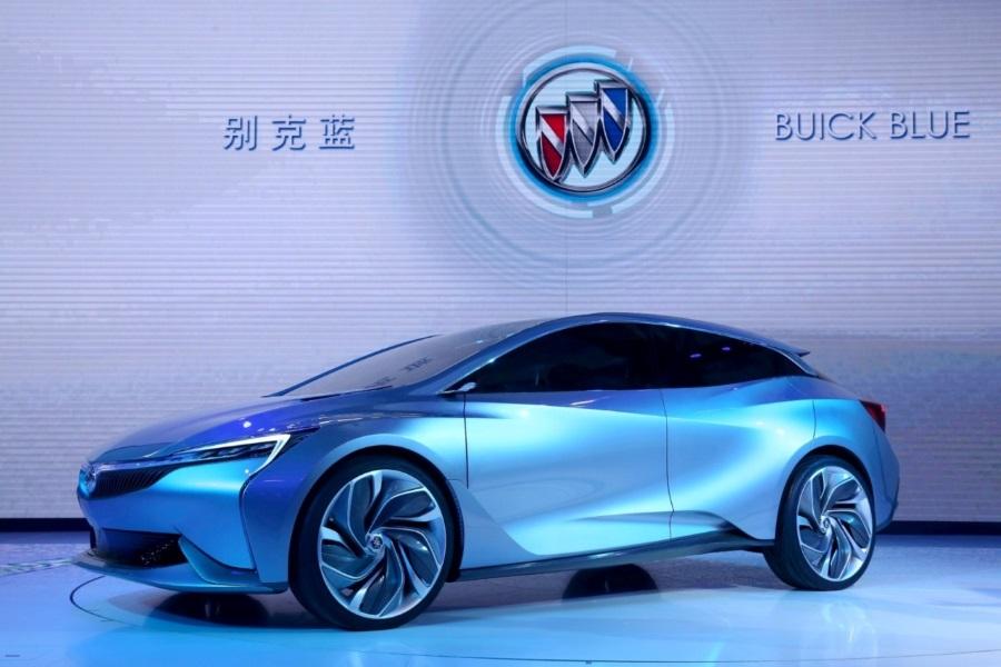 Buick Velite concept: presentado oficialmente el adelanto del nuevo híbrido