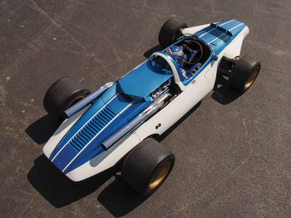 Chevrolet CERV I: El espectacular banco de pruebas del Corvette a la venta