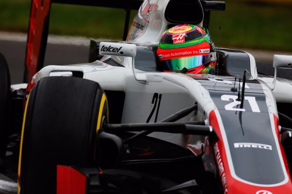 El Haas de 2017 va con retraso