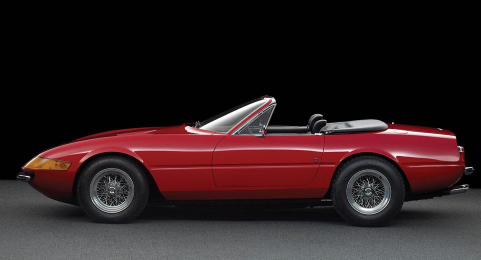"""Ferrari 365 GTB/4 """"Daytona"""": El modelo de producción más rápido del momento"""