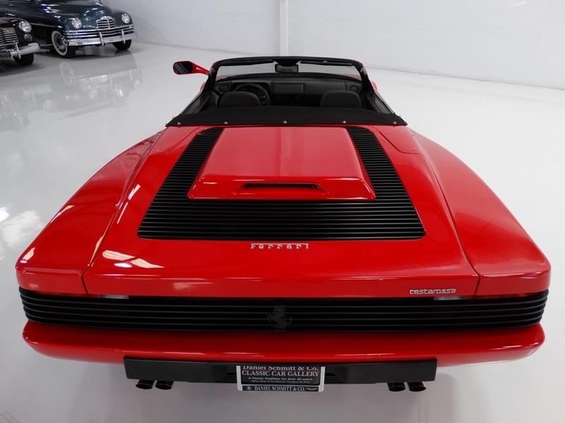 Los Ferrari descapotables que no forman parte de la historia de la marca