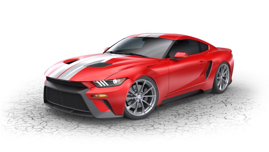 La preparación sobre el Mustang GT que Ford amenaza demandar judicialmente