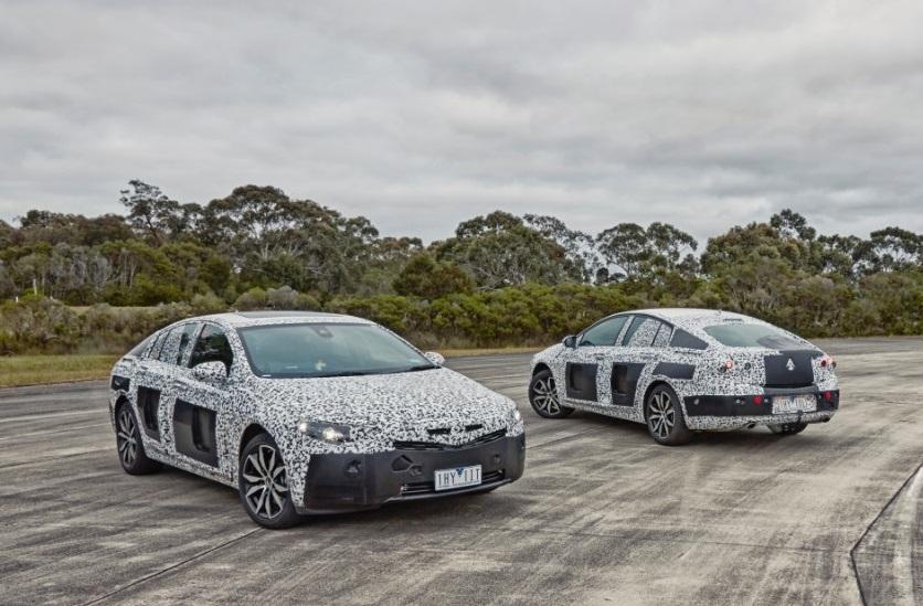 Holden Commodore 2018, ¿Comó será recibido el australiano Made-in-Germany?