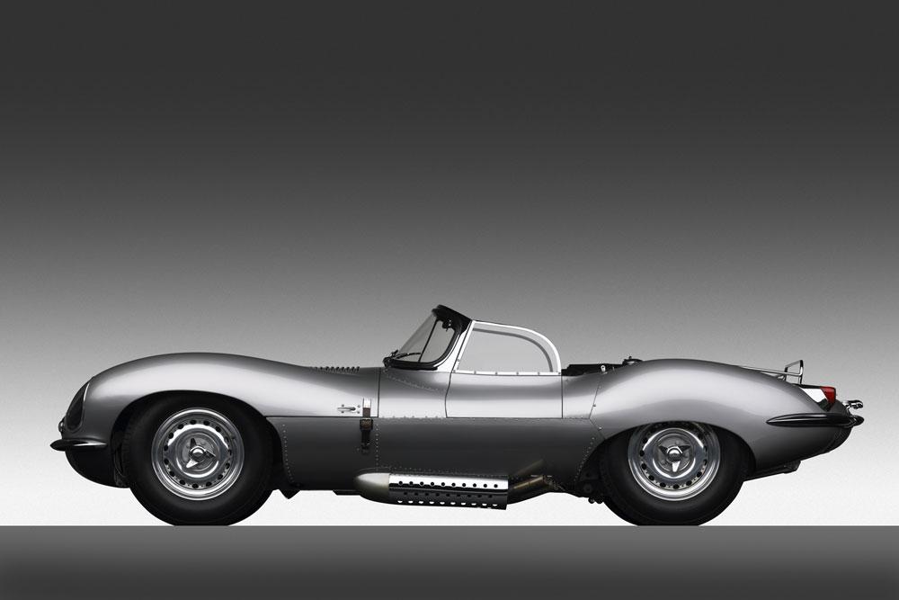 Jaguar presenta el primer XKSS de los 9 que va a construir