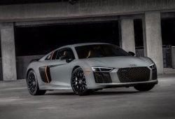 Audi R8 Exclusive Edition, los faros láser llegan a EEUU