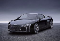 Audi R8 Star of Lucis: un perfecto homenaje a Final Fantasy XV