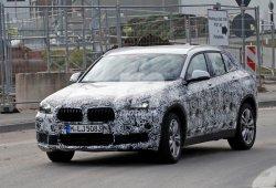 BMW X2 2017: el nuevo SUV se deja ver por las calles de Múnich con menos camuflaje