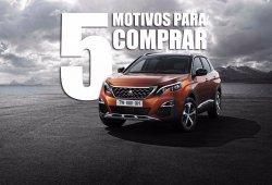 ¿Buscando un C-SUV? 5 claves por las que debes optar por el Nuevo Peugeot 3008