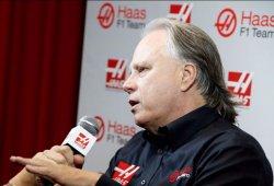 "Gene Haas: ""Magnussen siempre estuvo en nuestra lista"""